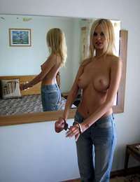 Hot Blonde Amateurs